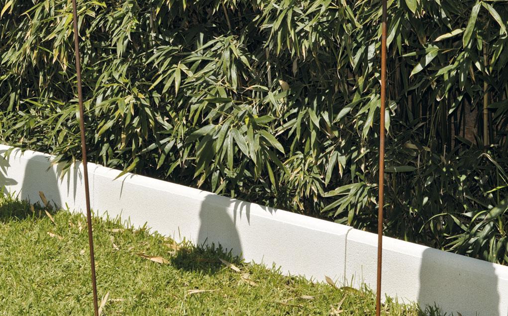 Alcorques y bordillos complejo nova for Bordillos jardin