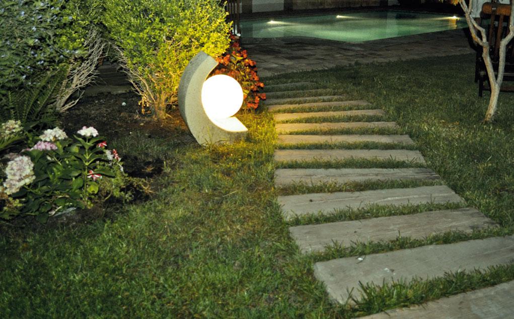 Servicios complejo nova - Iluminacion para jardines ...